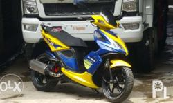 155cc nakaregister under my name or cr clean. With