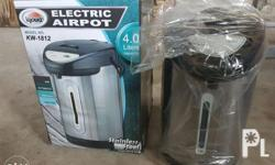 Brand new kyowa electric airpot for sale.