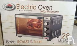 Selling our preloved electric oven Kyowa brand 28