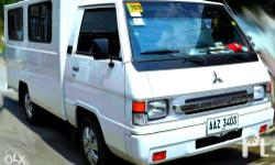 For Rent L300 Fb EXCEED 18 seater! Mitsubishi L300 Fb