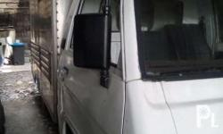 For sale; Mitsubishi L300 van LPG gas Good condition