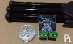This tiny module has two independent L9110S motor