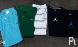 For sale All in excellent condition 1)Lacoste light