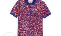 Lacoste Live size 3 poloshirt mens Bnew With tags Coral