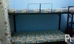 We provide the following amenities: - Bed and Mattress