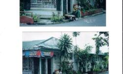 Deskripsiyon - Corner lot Bungalow house w/ commercial