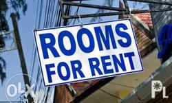 ROOMS FOR RENT IN LAHUG CONVENIENT: A minute ride to IT