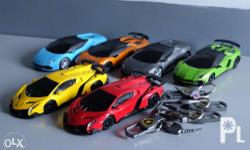 - out of the box / no box - 6 cars in various colors -