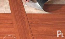 We supply the best quality!!! LAMINATED WOOD FLOORING