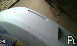 For sale or swap Lancer gta stock hood and rear bumper