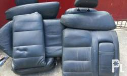 Complete set of lancer MX seats Issue: needs
