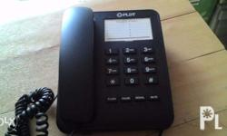 almost new landline phone. no issue..we can test it