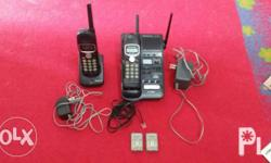 Landline with extension Bought in us Di po nagagamit