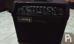LANEY P35 ( 5,000 ) Neg. Built in effects Reverb,