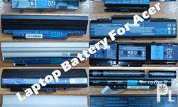 Laptop Battery for ACER Laptop Battery, ASUS Laptop