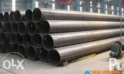 We manufacture Large Diameter steel pipes for