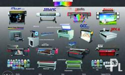 Large Format Printers (Ink and Other Consumables)