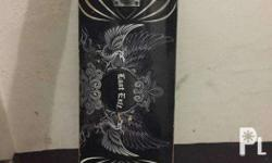 Second hand skateboard in good condidition. May konting