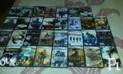 Latest and Oldies PC Games PC GAMES P50/disk (DVD/CD