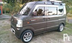 Latest suzuki van k6a efi engine Powe steering Aircon