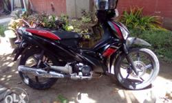 selling wave 125 good condition, new tire, new set