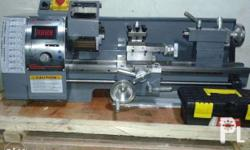 Lathe Machine-Mini *BRAND NEW* FREE DELIVERY within