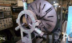 -Lathe machine Brand:SAN-SHING Swing over bed:42 inch