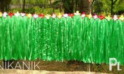 FS! PLAIN GRASS SKIRT!! Made to order price starts at