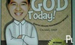 Book: Laugh with God today! Author: Bro Michael Angelo