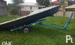 Launching Boat Trailer 700 lbs. capacity AS SPECIFIED