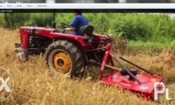 MOWER - SAVE ON MANUAL FARM LABOR COST for 5 years or