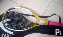 SELLING THIS LAWN TENNIS RACQUET! RUSH SALE!!!! RSF: