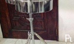 Lazer timbales 13/14' almost new complete set