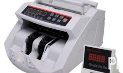 Free USB Led Light This Money Counter Is Very Easy To