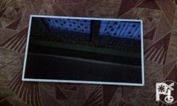 used for a year 2 led screen for laptop a very good