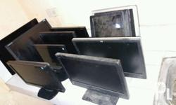 Selling deffective monitors for parts only,mga