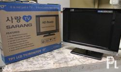 SALE SALE SALE!!! PRICE - 3,500 Brandnew LCD TV/Monitor
