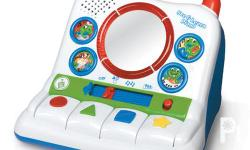 Deskripsiyon leaf frog See & Learn Piano - 550and VTech