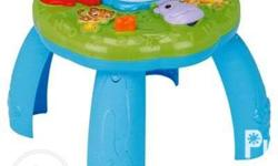 Leap Frog Animal Adventure Learning Table in Very Good
