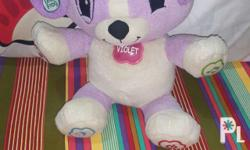 - rfs: no longer used by baby - talking stuff toy -