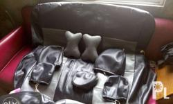 Leather seat cover for toyota vios model 2014,2015,and