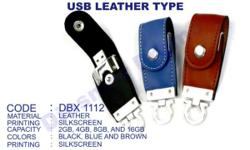 Leather Type USB Available in 3 Color Variation With