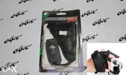 Leather Wrist Strap for DSLR P500.00 Features: 100%