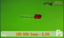 LED 5mm red green white yellow LED 5mm red green white