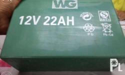 Battery LED ACID From TAIWAN �1,495 � Quezon city
