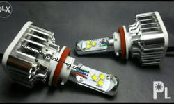Cree X3 Super Bright Led for Headlamps foglamps backing