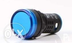 """110VAC 20mA Led Pilot Lamp "" Brand: WIXIN Model:"