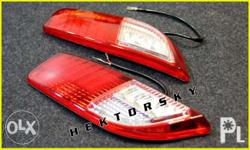 LED Tail Light Extension for Toyota Wigo Address -