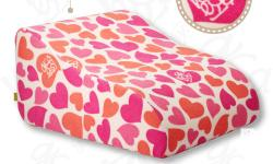 This versatile pillow provides ultimate comfort at home