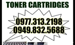 We Are Buying Empty Ink and Toner Cartridges. Such as;